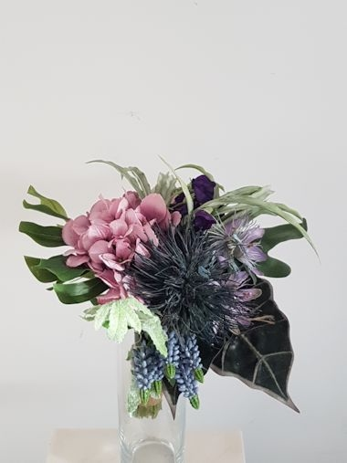 Boeket lila