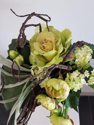 Decoratie groen