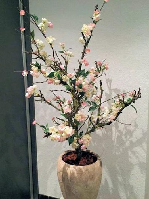 zijden planten anthurium